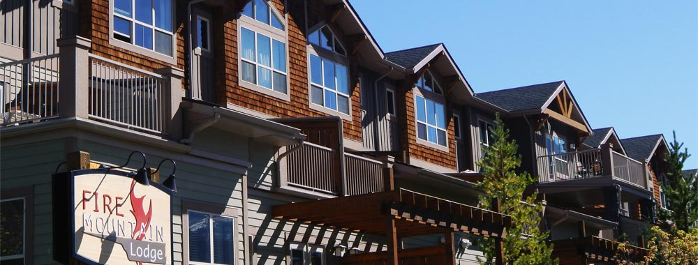 Fire Mountain Lodge Of All The Hotels In Canmore